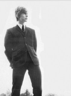 David Bowie Mod Style, 1966