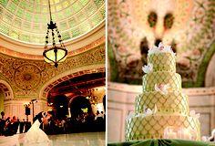 chicago cultural center weddings   culturalcenter