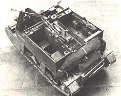 Ford Universal Carrier Mk II Wasp IIC