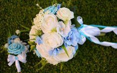 horenzia, kytica, wedding flowers, rose, blue Wedding Flowers, Rose, Plants, Pink, Plant, Roses, Planets, Bridal Flowers