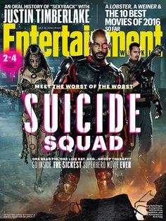 Esquadrão Suicida | Por que o Coringa de Jared Leto causou no set do filme | Omelete