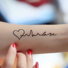 tattoo schriften unterarm ideen frauen