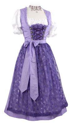 Maiden's dress