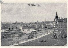 Stettin Szczecin Hauptstadt von Pommern Pomorze Zachodnie Pomerania