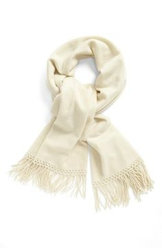 Nordstrom Woven Cashmere Wrap | Nordstrom $176.25