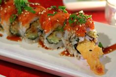 spicy tuna roll :)