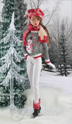 Doll Clothes Barbie, Vintage Barbie Dolls, Beautiful Barbie Dolls, Pretty Dolls, Dolly Fashion, Fashion Dolls, Christmas Barbie Dolls, Disney Princess Dress Up, Barbie Diorama