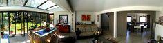 On aménage une véranda moderne, qui s'ouvre sur le jardin, et hop on n'est plus dans la même maison … Decoration, Blog, Design, Furniture, Home Decor, Home Remodeling, Living Spaces, Decor, Decoration Home