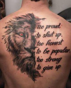 50 eye-catching running tattoos that bring color into play - amazing lion . - 50 eye-catching running tattoos that add color – amazing lion tattoo ideas © tattoo artist # tat - Lion Head Tattoos, Forarm Tattoos, Dope Tattoos, Badass Tattoos, Forearm Tattoo Men, Body Art Tattoos, Amazing Tattoos, Lion Tattoos For Men, Rib Tattoos For Guys