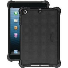 Ballistic Ipad Mini With Retina Display And Ipad Mini Tough Jacket Case (black) (pack of. Package: 1 EaFits Ipad Mini With Retina Display and ipad Mini Reinforced Corner Protection Impact-resistant Polycarbonate Shell Multiple Layers Button & Port Covers Pocketable Design Hextec Protective Technology Black