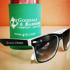 Summer picnic season is here. Get your staff decked out with the latest summer swag from custom imprinted cuzzies to sunglasses! Promotional products by Cassel Promotions  Signs.