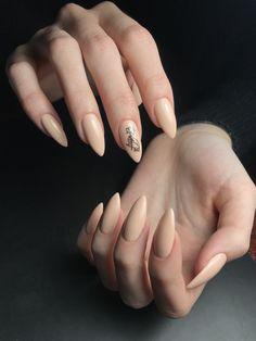 nails for inspiration Aycrlic Nails, Nail Manicure, Hair And Nails, Nail Polish, Fire Nails, Dream Nails, Cute Acrylic Nails, Fabulous Nails, Simple Nails