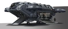 Age of Ultron concept art by Stephan Martiniere. Keywords: concept ships from avengers age of ultron spaceship hovership concept desi. Spaceship Art, Spaceship Design, Concept Ships, Concept Art, Killzone Shadow Fall, Starship Concept, Flying Vehicles, Sci Fi Spaceships, Sci Fi Ships