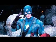 Captain America \ Chris Evans