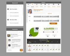 Moodle Theme Design - UI Design Ui Design Inspiration, Ecommerce, Web Design, How To Apply, Teacher, Activities, Design Web, E Commerce