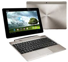 The next big release in Asus' chasing Apple iPad market share is the Transformer Pad Infinity – potentially a tablet AND a notebook computer.