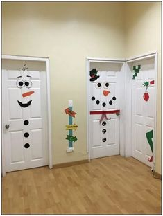 great Simply make Christmas decorations - doors - decoration Christmas - . - great Simply make Christmas decorations – doors – decoration Christmas – … – Noel - Easy Christmas Decorations, Christmas On A Budget, Diy Christmas Gifts, Winter Christmas, Christmas Home, Easy Decorations, Decor Ideas, Diy Christmas Room Decor, Simple Christmas Crafts