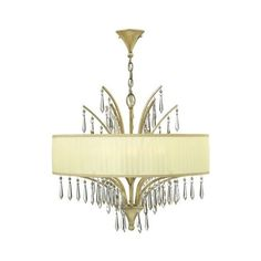 Fredrick Ramond FR40776 6 Light 1 Tier Chandelier from the Camilla (13 445 ZAR) ❤ liked on Polyvore featuring home, lighting, ceiling lights, chandeliers, indoor lighting, silver leaf, hanging chain lamps, chain chandelier, silver leaf chandelier and chain lighting