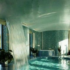 Japan..indoor pool