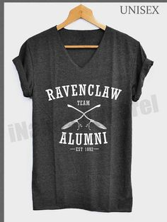 Hey, I found this really awesome Etsy listing at https://www.etsy.com/listing/249078614/team-ravenclaw-alumni-shirt-harry-potter