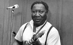"""Muddy Waters McKinley Morganfield (1913-1983), was known as Muddy Waters and is widely regarded as the """"father of modern Chicago blues"""". He was a key inspiration for the British blues explosion in the 1960s. He was one of the stars of Martin Scorsese's 1978 film The Last Waltz."""