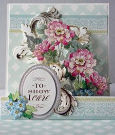 LOVE-AND-SYMPATHY-POP-UP-3D-FLORAL-HANDMADE-GREETING-CARD-ANNA-GRIFFIN-STYLE