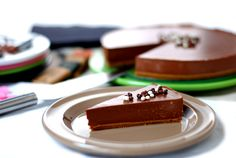 postre Sweet Desserts, Sweet Recipes, Delicious Desserts, Dessert Recipes, Chocolate Thermomix, Chocolate Recipes, Flan, Yummy World, Baking And Pastry