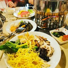 When Royal Caribbean invited me to onboard Spectrum onf the Seas, the new ship in the mega fleet I jumped at the chance to take the trip of a lifetime Royal Caribbean, Japchae, Seas, Yummy Treats, Spectrum, Brunch, Tasty, China, Dinner