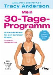 Mein 30-Tage-Programm - Tracy Anderson