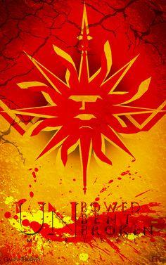 game of thrones unbowed unbent unbroken plot