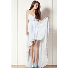 Ida Sjöstedt - Stephanie Dress Pale Blue - Kotyr.com