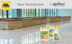 The Marble & Granite Centre supports Lapitec / Fila partnership in the UK | Stone Specialist