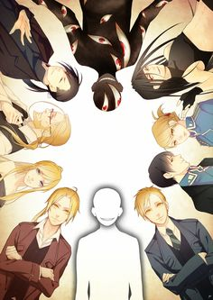 Fullmetal Alchemist: Brotherhood. Totally just started re-watching this!
