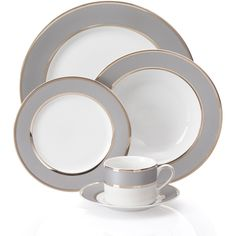 Axl Platinum Dinnerware Dreaming of outdoor soirees... Whats on your table? Support Women Owned Small Businesses.  #dinner #design #weddingregistry #napkin #TableLinens #decor #dinnerware #napkins #tablescape #tablesetting #dinnerwithfriends #tabletrends #cocktails #drinks #tabletop #interiordesign #whatsonyourtable #eventrental #linenrisque #hostessgift #linennapkin #monogram #monogramgifts #smallbusiness #dinnerparty  https://goo.gl/GBXW8X