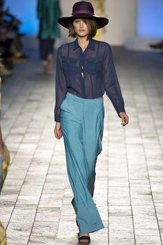 London Fashion week ss14 Paul Smith