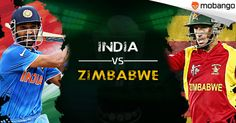 India vs Zimbabwe: Who will win the 1st ODI? 1) India 2) Zimbabwe ‪#‎Showoff‬ your opinion  Get Best Cricket Games for Free: http://www.mobango.com/free-cricket-games/?track=Q1X2U514&sid=69&cid=1858294&frompage=search&type=special&track=Q148X1749