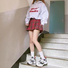 Korean Outfits image about ulzzang in korean outfits ahgasenoona Korean Outfits. Here is Korean Outfits for you. Korean Outfits image about ulzz. Kawaii Fashion, Cute Fashion, Asian Fashion, Spring Fashion, Girl Fashion, Womens Fashion, Rock Fashion, Daily Fashion, Autumn Fashion