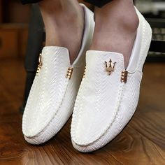 Men Semi Formal Loafers - FanFreakz