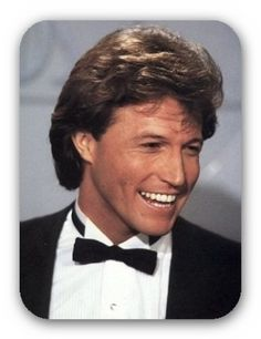 Andy Gibb. (1958-1988).                        One of the Brothers Gibb...known as the  Bee Gees.