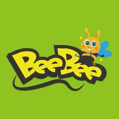 beebee ロゴとイラストの練習