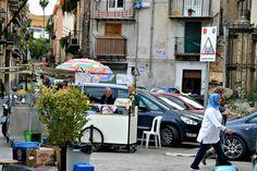 Culture diverse, diversi modi di vivere in pace con il rispetto reciproco, Palermo.