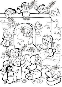 El Rincón de las Melli domingo de ramos