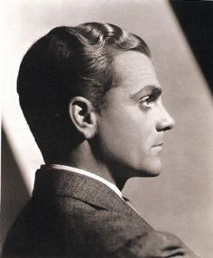 James Cagney. He could play the perfect gangster as well as the perfect song and dance man. Beautiful human being.