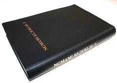 The Bible in Dangme Language / A New Translation / BAIBLO ALOO NGMAMI KLOUKLOU c / Adangme Bible 062P Ghana