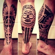 Taino Tattoos, Samoan Tattoo, Hot Tattoos, Tribal Tattoos, Tattoos For Guys, Tatoos, Tattoo Maori, Tattoo Perna, Tattoo No Peito