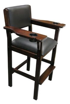 Pool Table Spectator Chair Great For Long Games Of Pool