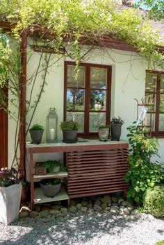 Ateljé Harmoni och Glädje — Almbacken Trädgårdsdesign Chelsea Flower Show, B & B, Backyard, Plants, Outdoor, Ideas, Home, Nature, Outdoors