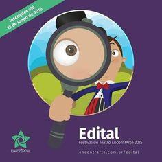 Agenda Cultural RJ: EncontrArte – Festival de Teatro – Abre inscrições...