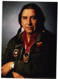 Ed (Eagle Man) McGaa, born Pine Ridge Indian Reservation, is a member of the Oglala Lakota, and American author  http://www.moon-books.net/authors/ed-eagle-man-mcgaa-mr=7