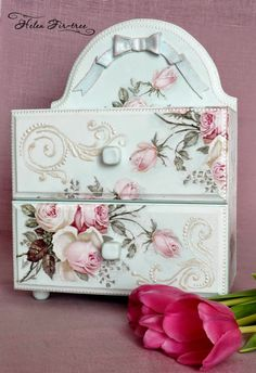 132 Best Jewelry Box Makeover Images Jewelry Box Makeover